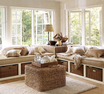 Daybeds traditional family room