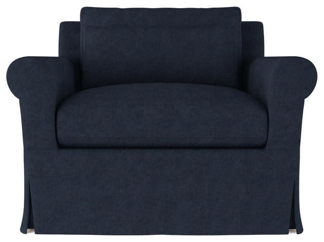 Awe Inspiring Ludlow Vintage Leather Chair Blue Print Extra Deep Creativecarmelina Interior Chair Design Creativecarmelinacom