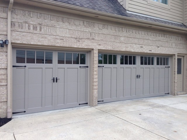 Carriage house garage doors garage detroit by premier door service for Premier garage doors