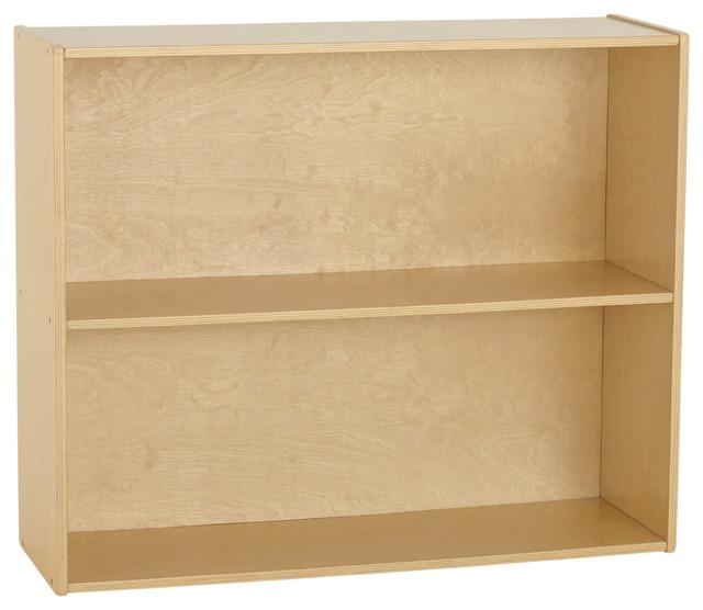 Wood Designs Tip-Me-Not 30H Storage