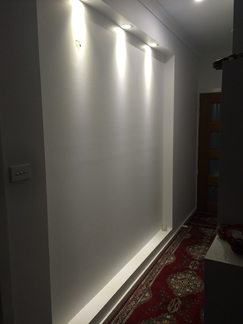 Wall Recess In Hallway What To Put