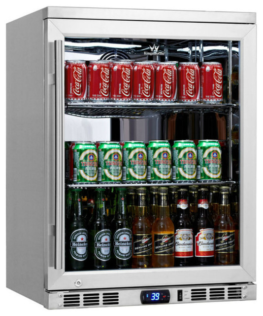 Under Counter Beverage Refrigerator
