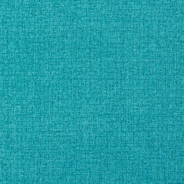 Turquoise Solid Textured Outdoor Indoor Upholstery Fabric