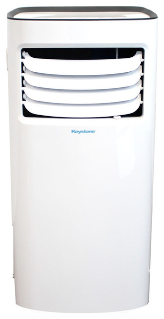 115v Portable Air Conditioner With Remote Control For Rooms Up To 100-Sq. Ft..