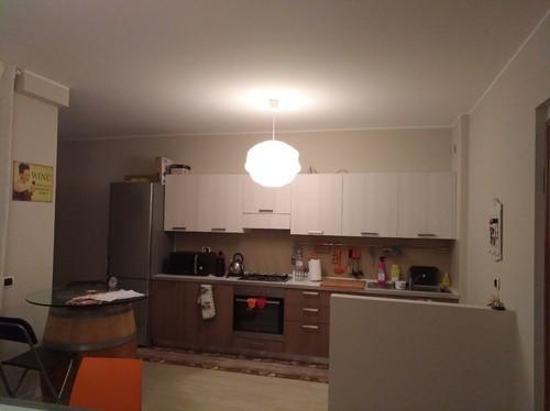 Muretto tra cucina e soggiorno - Muretto tra cucina e soggiorno ...