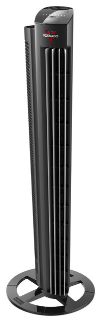 Ngt425 Tower Circulator, Black.
