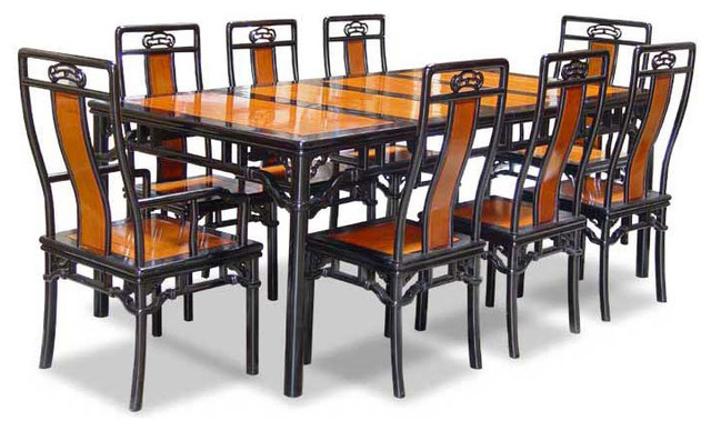 80 rosewood ming style dining table with 8 chairs asian dining sets asian dining room furniture