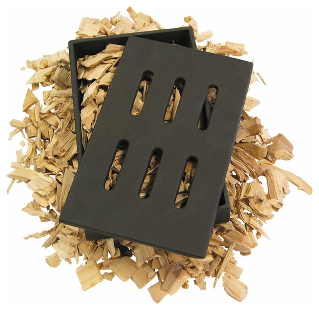 Grillpro Cast Iron Smoker Box.