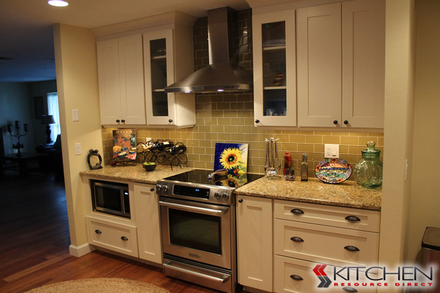 Deerfield Shaker Cabients - Craftsman - Kitchen Cabinetry - Other - by Cabinets.com