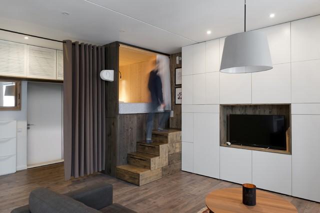 Flat 35 square meter