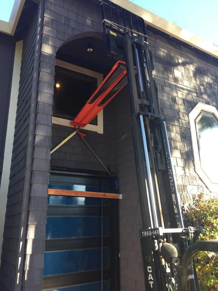 1,000 Pound Front Door