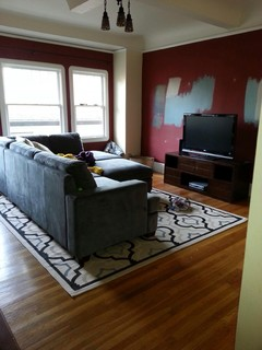 Family Room paint help