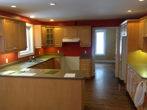 not all kitchen makeovers require a full scale renovation   rh   houzz com