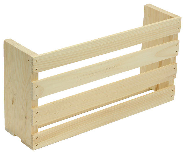 Tall Wall Crate