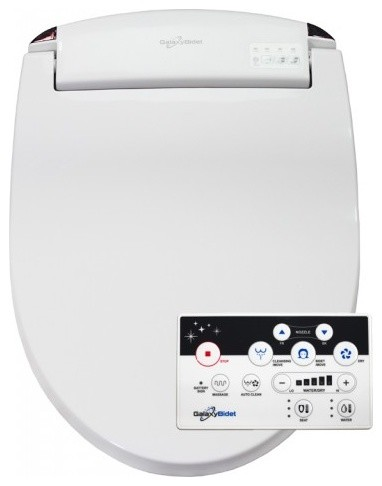 Galaxy 5000 Electronic Bidet Toilet Seat With Remote