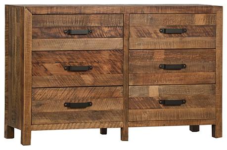 Dawson 6 Drawer Dresser.