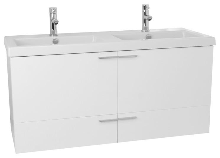 47 Bathroom Vanity Set Modern Bathroom Vanities And Sink