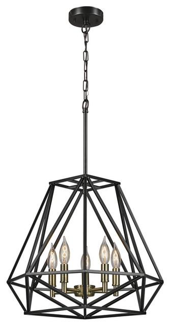 Most popular cage chandeliers for 2018 houzz zimmerman chandelier chandeliers aloadofball Images