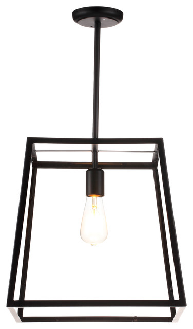 Forge Industrial Pendant Light, Large