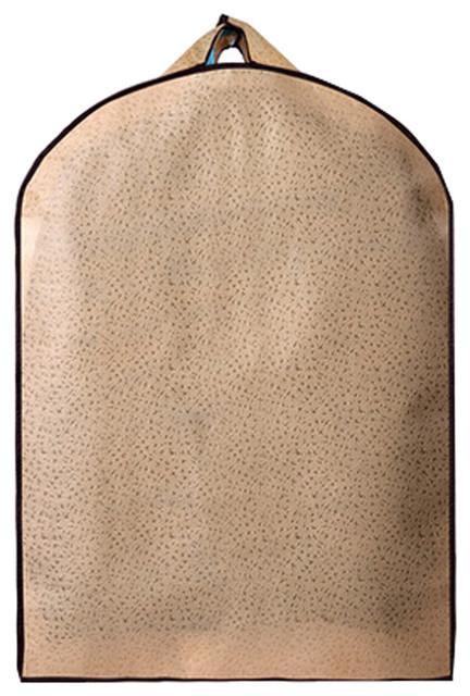 a81c20fd746b Set of 2 Storage Garment Shoulder Covers, Suit Dust Covers, Hanging Coat  Pocket