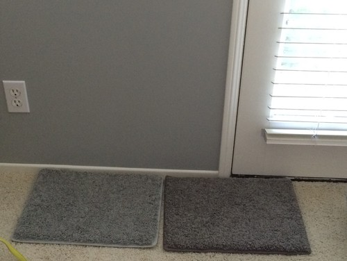 Dark Or Light Carpet With Coventry Gray Walls