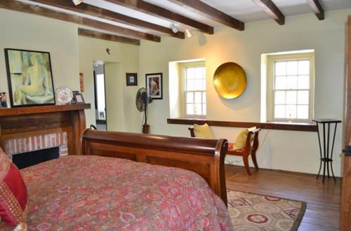 Colonial Farmhouse Bedroom Paint Color