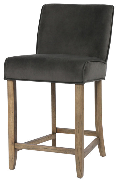 Enjoyable Four Hands Aria Counter Stool Transitional Bar Stools Squirreltailoven Fun Painted Chair Ideas Images Squirreltailovenorg