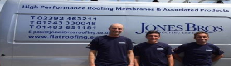 Jones Bros Flat Roofing Ltd
