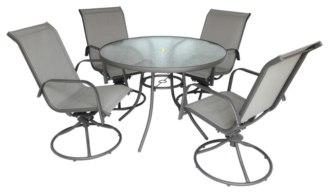 Courtyard Creations Fire Pit Patio Furniture - Patio Furniture