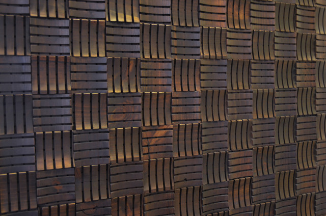Decorative Wood Screens ~ Decorative wood panels box decoacustic contemporary