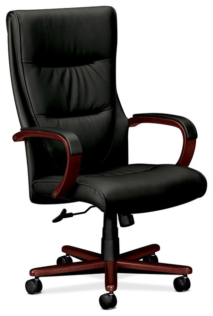 Hon Office Chairs Basyx Vl844 Transitional Office Chairs By