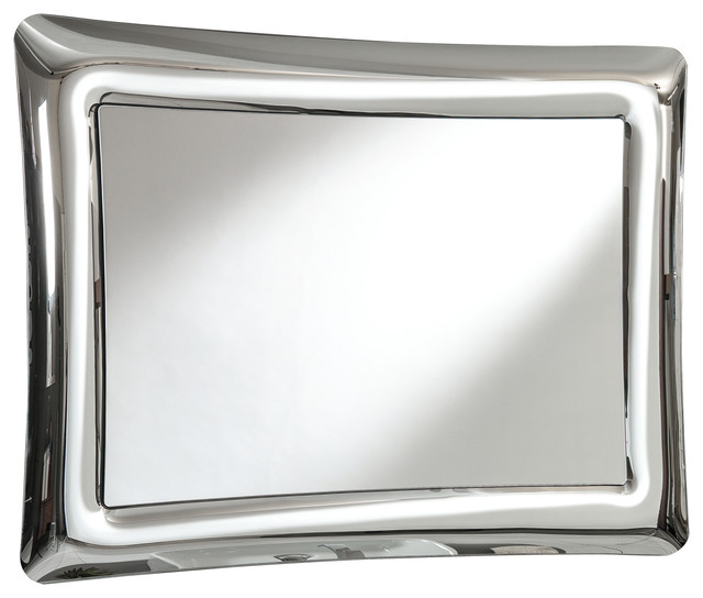 Isa Bagno Gemma Mirror With Fused Frame.