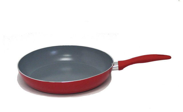 Gourmet Chef 10 Inch Eco Friendly Non Stick Ceramic Fry Pan.