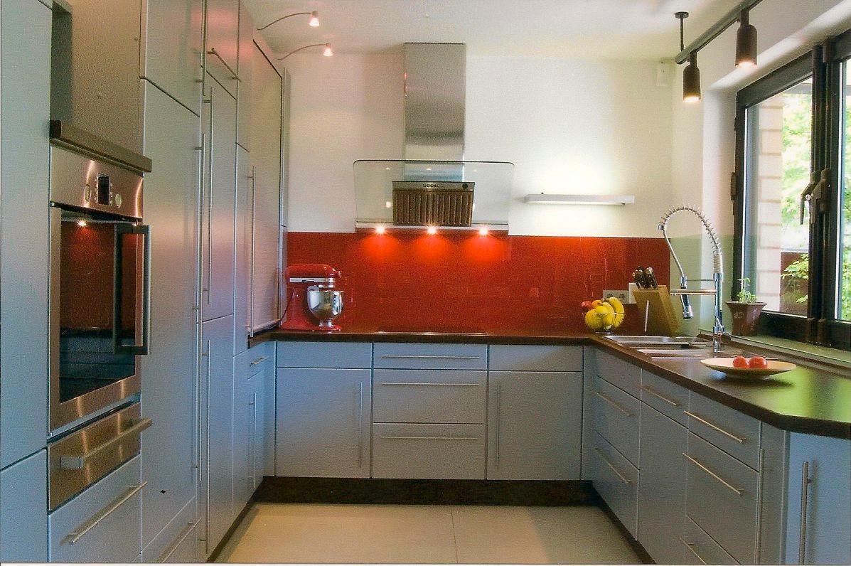 Cabinet Refinishing,Metal cabinets,Glass backsplash