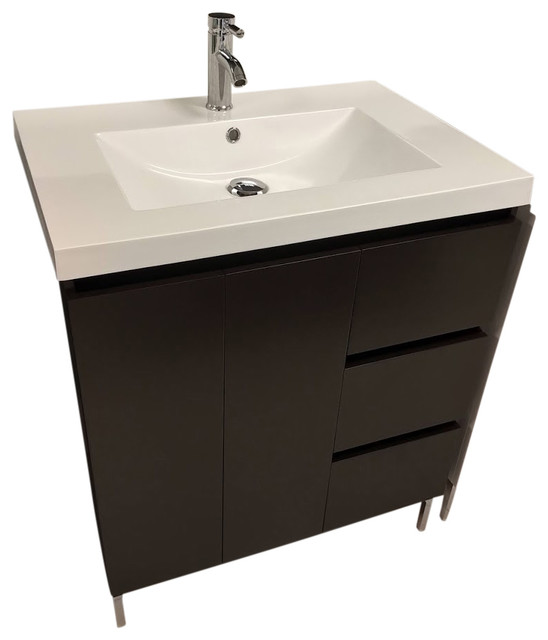 30 Modern Bathroom Vanity Contemporary Bathroom Vanities And Sink Consoles By Wholesale Direct Unlimited Houzz