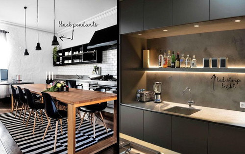 Do You Like Black Kitchens