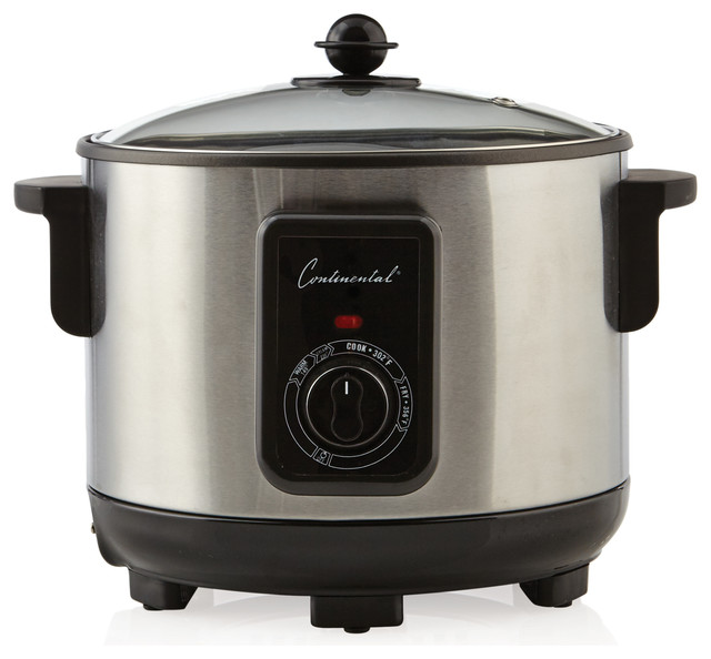 Deep Fryer And Multi-Cooker, 5 Liter Liquid Capacity, Stainless Steel.
