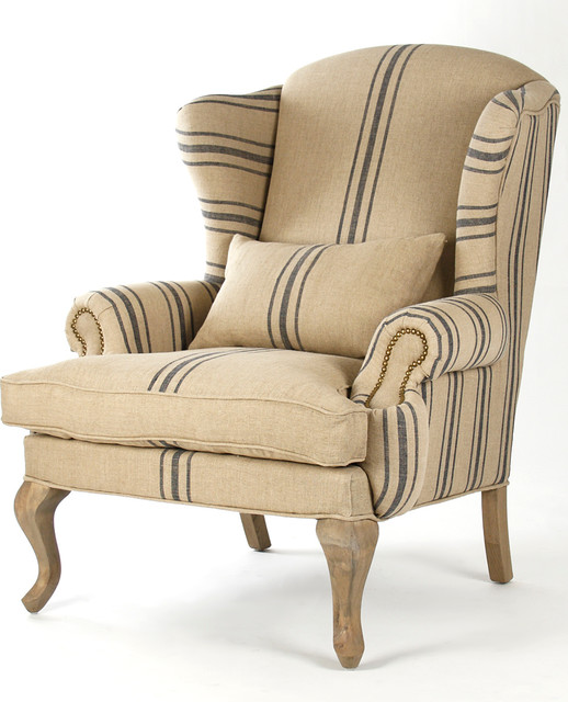Bliss Home Design Zacharie Club Chair Living Room Chairs Houzz