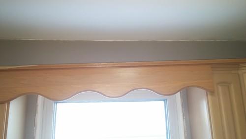 mantelcraft cornice window ashton custom economical wood side cornices treatments white valance