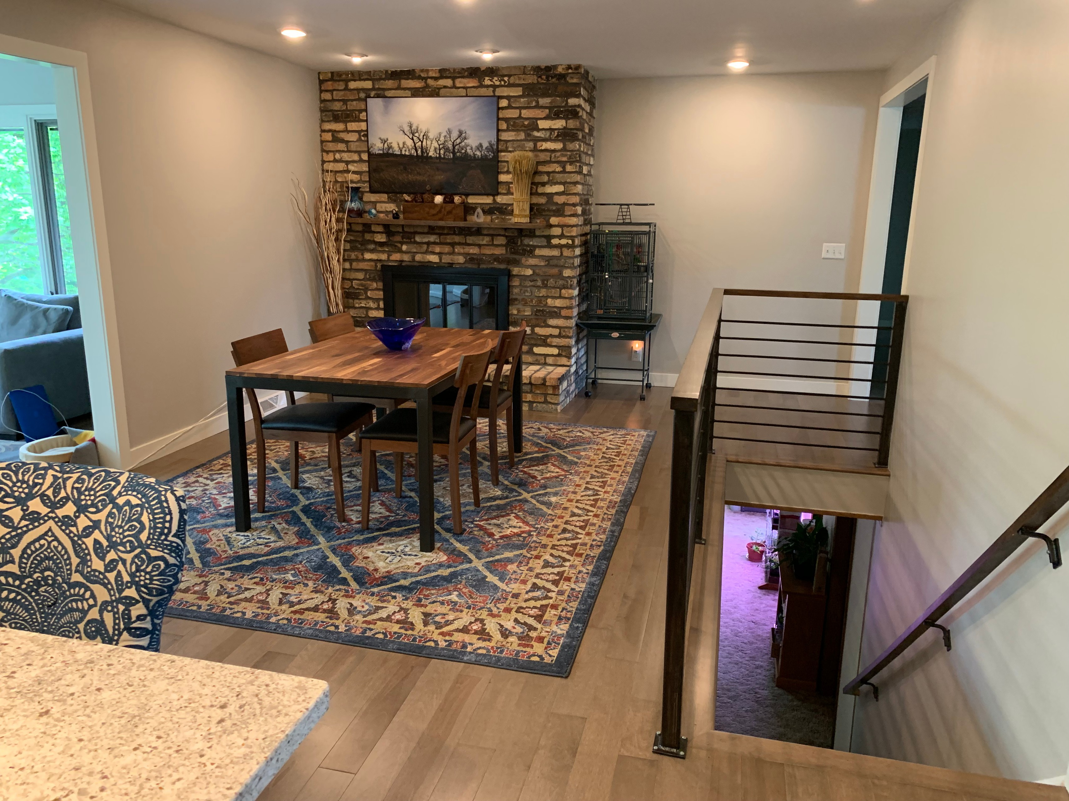 New Brighton - AFTER living space remodel
