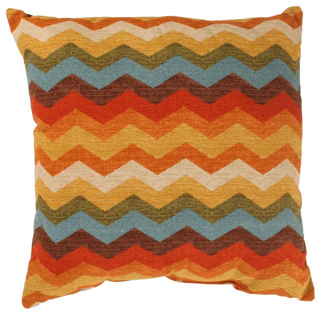 Pillow Perfect Panama Wave Square Throw Pillow.