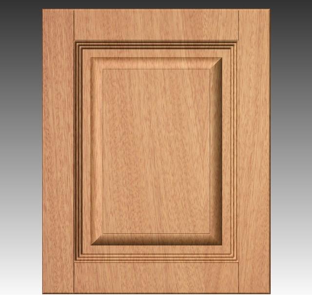 Square Base cabinet raised panel