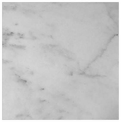 "12""x12"" Carrara Marble Italian White Bianco Carrera Marble Tile Honed."