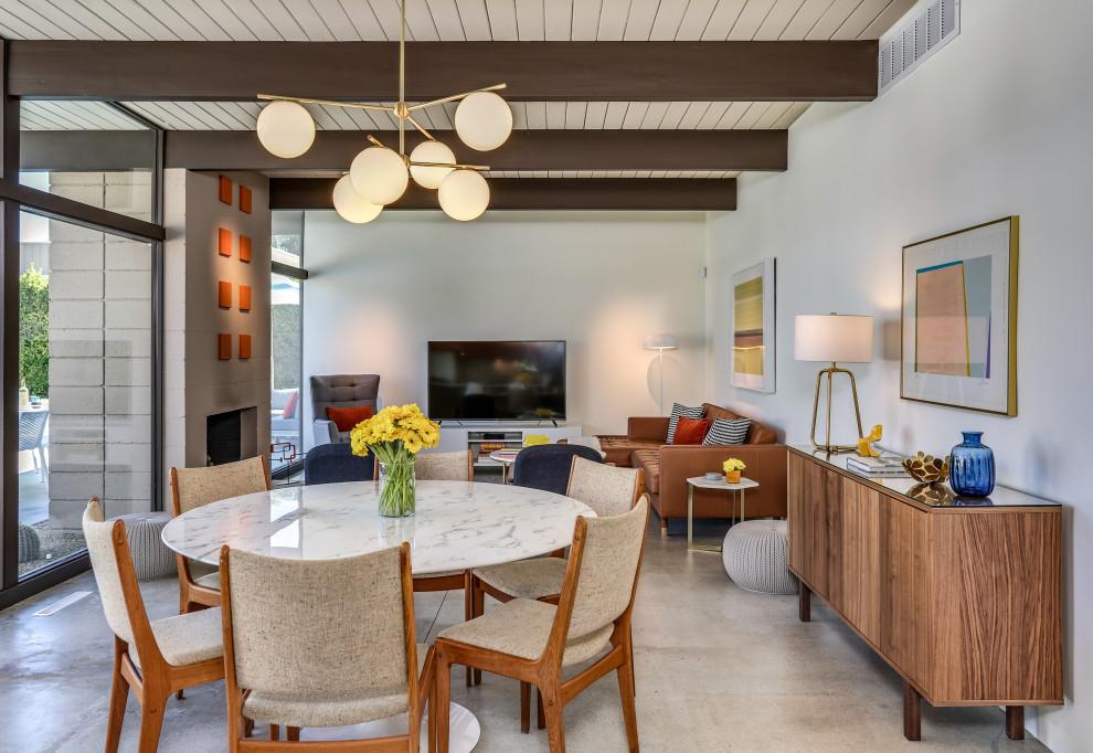 Home design - 1950s home design idea in Other