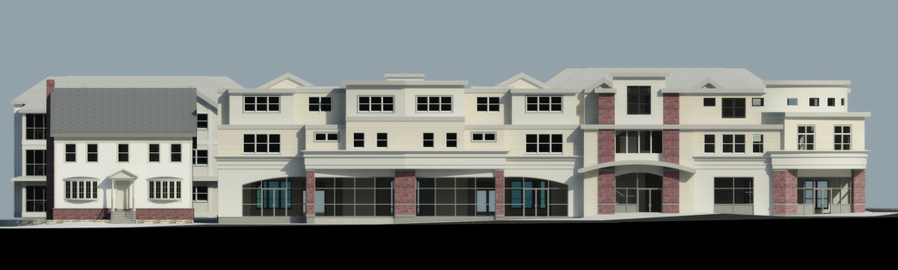 Moody Street - Combination Residential/Commercial