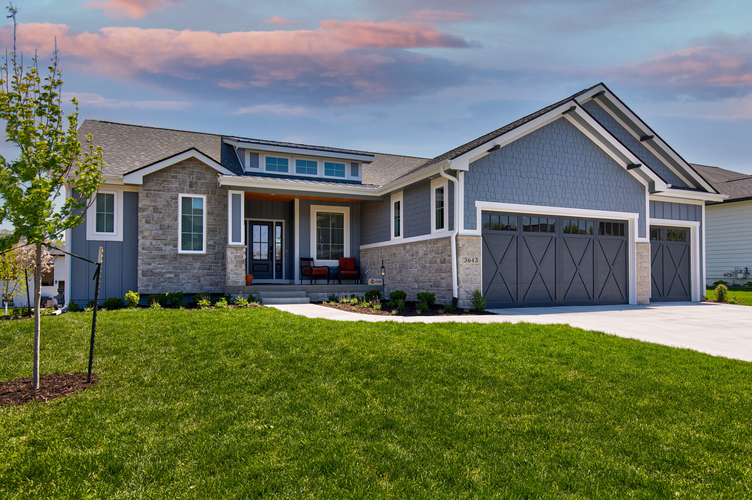2020 2000+ sq ft Edgewater Ranch Waukee/Clive, IA area
