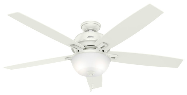 Donegan 2-Light Indoor Ceiling Fans, Onyx Bengal.