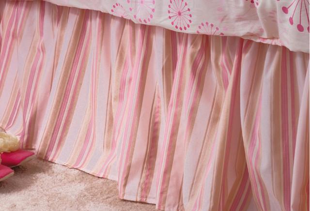 Shell Chloe 18-inch Drop Bed Skirt