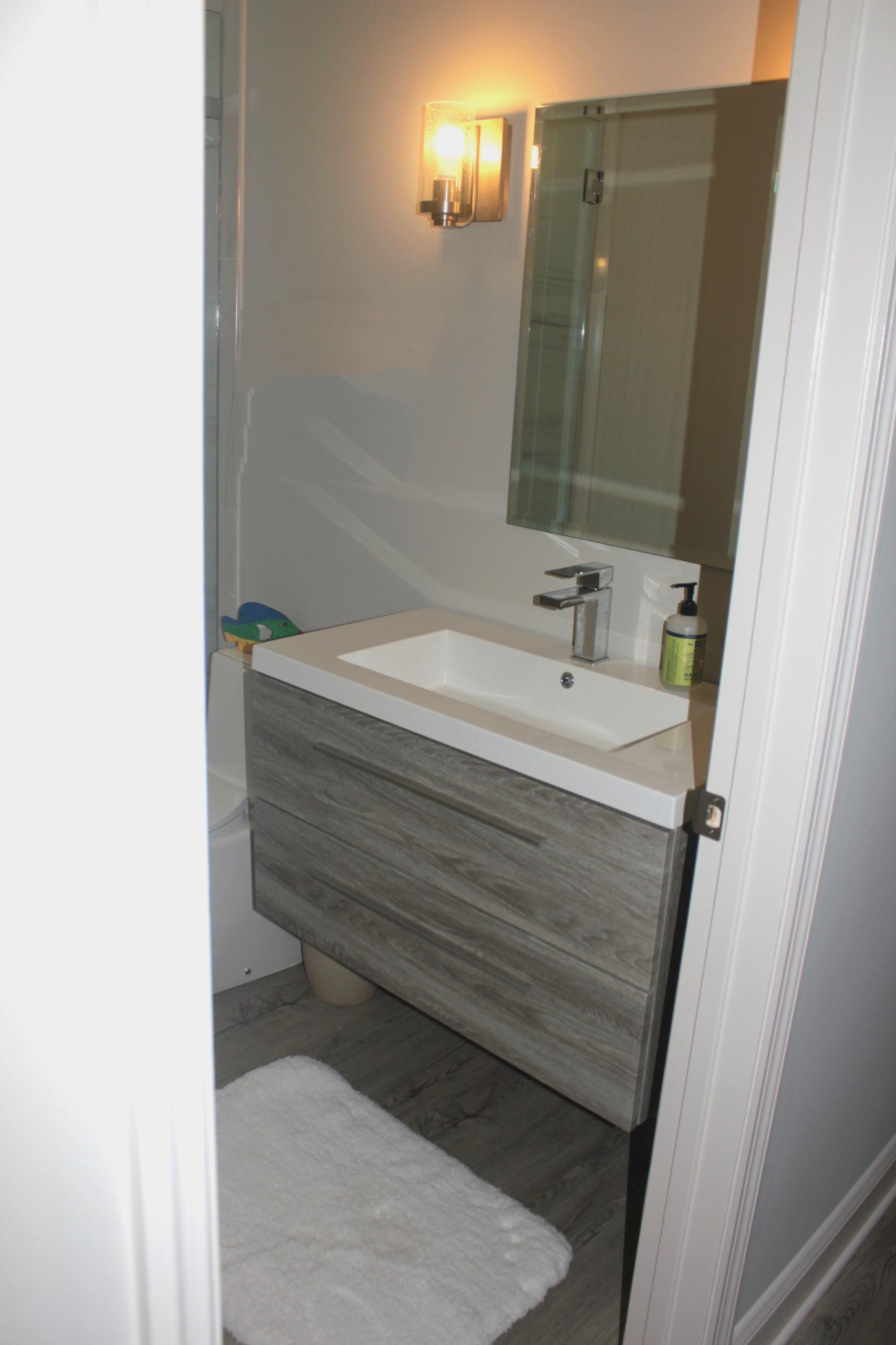 Guest Bath After