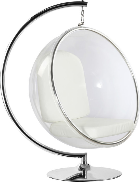 Bubble Chair With Stand Contemporary Hanging Chairs